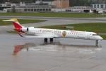 BTYUTAさんが、チューリッヒ空港で撮影したエア・ノーストラム CL-600-2E25 Regional Jet CRJ-1000の航空フォト(写真)