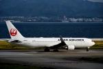 we love kixさんが、関西国際空港で撮影した日本航空 767-346/ERの航空フォト(写真)