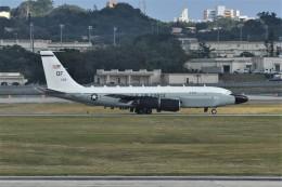 kumagorouさんが、嘉手納飛行場で撮影したアメリカ空軍 RC-135S (717-148)の航空フォト(写真)