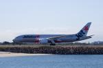 かずまっくすさんが、シドニー国際空港で撮影したジェットスター 787-8 Dreamlinerの航空フォト(写真)