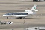 Tango-4さんが、羽田空港で撮影したジブチ共和国政府 Falcon 7Xの航空フォト(写真)
