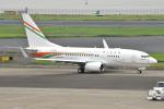 Tango-4さんが、羽田空港で撮影したニジェール政府 737-75U BBJの航空フォト(写真)