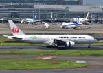 bluesky05さんが、羽田空港で撮影した日本航空 777-246/ERの航空フォト(写真)
