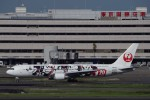 B747‐400さんが、羽田空港で撮影した日本航空 767-346/ERの航空フォト(写真)