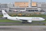 B747‐400さんが、羽田空港で撮影したアル・マスリア・ユニバーサル航空 A330-203の航空フォト(写真)