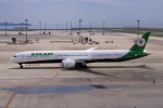 yabyanさんが、中部国際空港で撮影したエバー航空 787-10の航空フォト(写真)