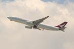 OMAさんが、香港国際空港で撮影したキャセイドラゴン A330-343Xの航空フォト(飛行機 写真・画像)