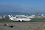 Kanatoさんが、福岡空港で撮影した日本航空 767-346/ERの航空フォト(飛行機 写真・画像)