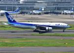 bluesky05さんが、羽田空港で撮影した全日空 777-281/ERの航空フォト(写真)