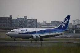 Kanatoさんが、福岡空港で撮影したANAウイングス 737-54Kの航空フォト(飛行機 写真・画像)