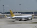 くろぼしさんが、クアラルンプール国際空港で撮影したコンドル 767-31B/ERの航空フォト(写真)