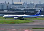bluesky05さんが、羽田空港で撮影した全日空 777-381/ERの航空フォト(写真)