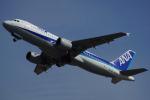 アングリー J バードさんが、福岡空港で撮影した全日空 A320-211の航空フォト(写真)