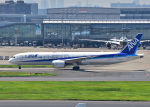 bluesky05さんが、羽田空港で撮影した全日空 787-9の航空フォト(写真)