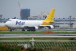 apphgさんが、成田国際空港で撮影したポーラーエアカーゴ 747-45EF/SCDの航空フォト(写真)