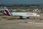 delawakaさんが、レオナルド・ダ・ヴィンチ国際空港で撮影したユーロウイングス A320-214の航空フォト(写真)