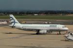 delawakaさんが、レオナルド・ダ・ヴィンチ国際空港で撮影したエーゲ航空 A320-232の航空フォト(写真)