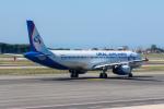 delawakaさんが、レオナルド・ダ・ヴィンチ国際空港で撮影したウラル航空 A321-231の航空フォト(写真)