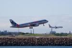 かずまっくすさんが、シドニー国際空港で撮影したジェットスター A320-232の航空フォト(写真)