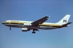 tassさんが、ロンドン・ガトウィック空港で撮影したモナーク・エアラインズ A300B4-605Rの航空フォト(写真)