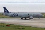 青春の1ページさんが、関西国際空港で撮影した中国東方航空 A321-211の航空フォト(写真)