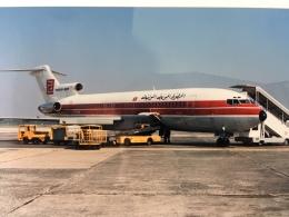 チュニス・カルタゴ国際空港 - Tunis-Carthage International Airport [TUN/DTTA]で撮影されたチュニス・カルタゴ国際空港 - Tunis-Carthage International Airport [TUN/DTTA]の航空機写真