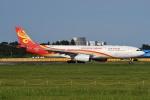 tassさんが、成田国際空港で撮影した香港航空 A330-343Xの航空フォト(写真)