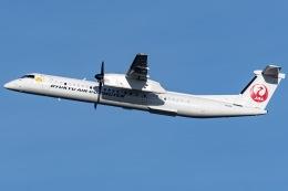 航空フォト:JA81RC 琉球エアーコミューター DHC-8-400