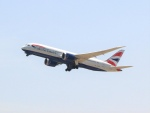 はまちのお寿司さんが、関西国際空港で撮影したブリティッシュ・エアウェイズ 787-8 Dreamlinerの航空フォト(飛行機 写真・画像)