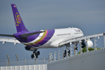 パンダさんが、成田国際空港で撮影したタイ国際航空 A330-343Xの航空フォト(飛行機 写真・画像)