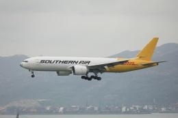 航空フォト:N744SA サザン・エア 747-200
