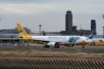 kuro2059さんが、成田国際空港で撮影したセブパシフィック航空 A330-343Xの航空フォト(飛行機 写真・画像)