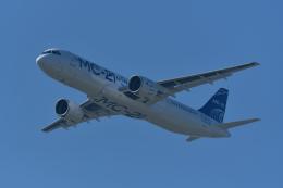 しゅん83さんが、ジュコーフスキー空港で撮影したイルクート MC-21-300の航空フォト(飛行機 写真・画像)
