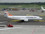 た~きゅんさんが、ハンブルク空港で撮影したスマート・ウイングス 737-484の航空フォト(飛行機 写真・画像)