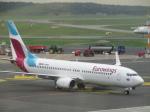 た~きゅんさんが、ハンブルク空港で撮影したトゥイフライ 737-86Jの航空フォト(飛行機 写真・画像)