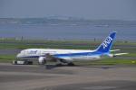 hirokongさんが、羽田空港で撮影した全日空 787-8 Dreamlinerの航空フォト(写真)