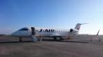 kumachanさんが、宮崎空港で撮影した日本航空 CRJ-100の航空フォト(写真)