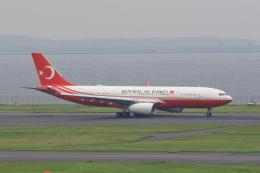 たまさんが、羽田空港で撮影したトルコ政府 A330-243/Prestigeの航空フォト(飛行機 写真・画像)