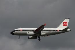 ガペ兄さんが、ロンドン・ヒースロー空港で撮影したブリティッシュ・エアウェイズ A319-131の航空フォト(飛行機 写真・画像)
