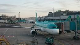 kumachanさんが、ダブリン空港で撮影したエア・リンガス A320の航空フォト(飛行機 写真・画像)