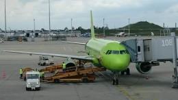 kumachanさんが、ミュンヘン・フランツヨーゼフシュトラウス空港で撮影したS7航空 A320の航空フォト(飛行機 写真・画像)