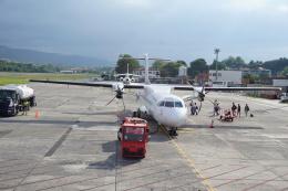 Harry Lennonさんが、サン・セバスティアン空港で撮影したエア・ノーストラム ATR 72-600の航空フォト(飛行機 写真・画像)