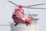 木人さんが、船橋東埠頭で撮影した東京消防庁航空隊 EC225LP Super Puma Mk2+の航空フォト(写真)