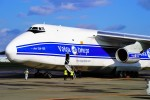 hidetsuguさんが、新千歳空港で撮影したヴォルガ・ドニエプル航空 An-124-100 Ruslanの航空フォト(写真)