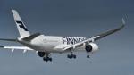 パンダさんが、成田国際空港で撮影したフィンエアー A350-941XWBの航空フォト(写真)