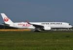 tassさんが、成田国際空港で撮影した日本航空 A350-941XWBの航空フォト(飛行機 写真・画像)