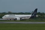 採れたてほしいもさんが、マンチェスター空港で撮影したルフトハンザドイツ航空 A320-271Nの航空フォト(写真)