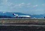 エルさんが、山形空港で撮影した全日空 727-281/Advの航空フォト(飛行機 写真・画像)