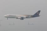 OS52さんが、香港国際空港で撮影したUPS航空 747-8Fの航空フォト(写真)