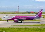 Bokuranさんが、関西国際空港で撮影したピーチ A320-214の航空フォト(写真)
